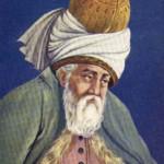 Djalâl ad-Dîn Rûmî est le grand poète mystique persan.