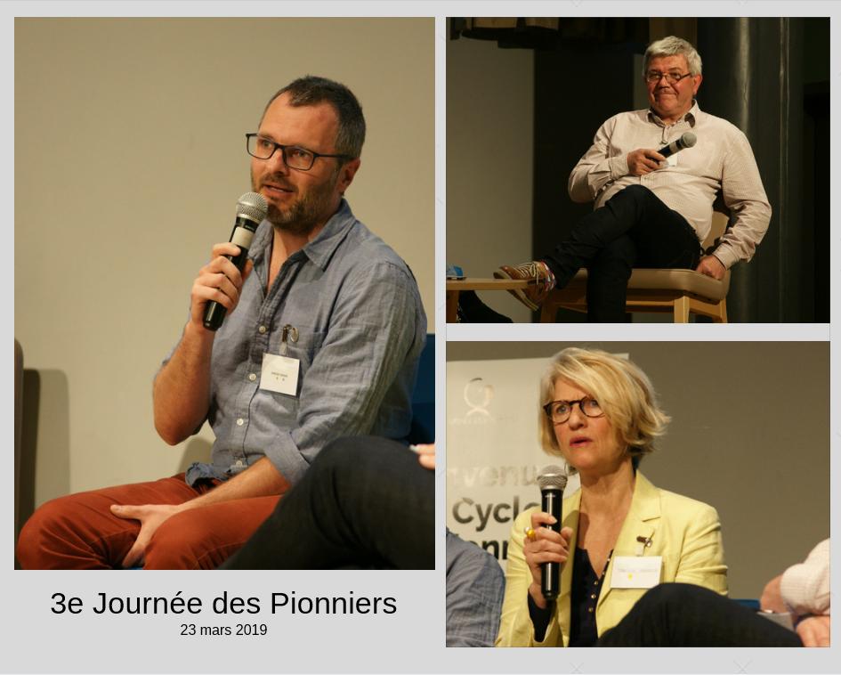 Première table ronde de la 3e Journée des Pionniers